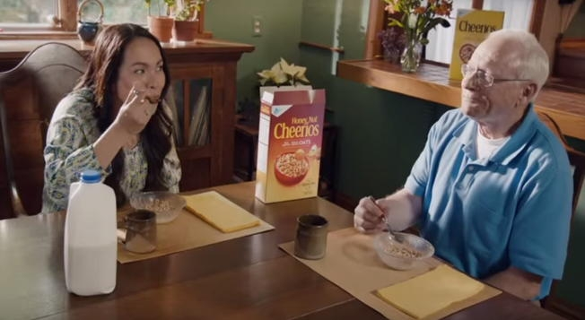 General Mills Will Introduce Gluten-Free Cheerios on the Emmys With This Very Sweet Ad