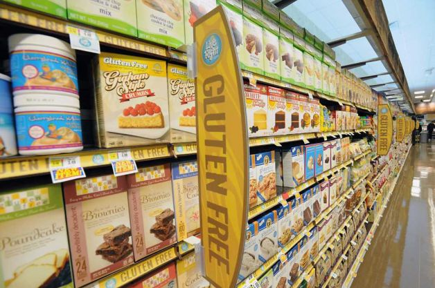 The Problem With Gluten-Free Foods