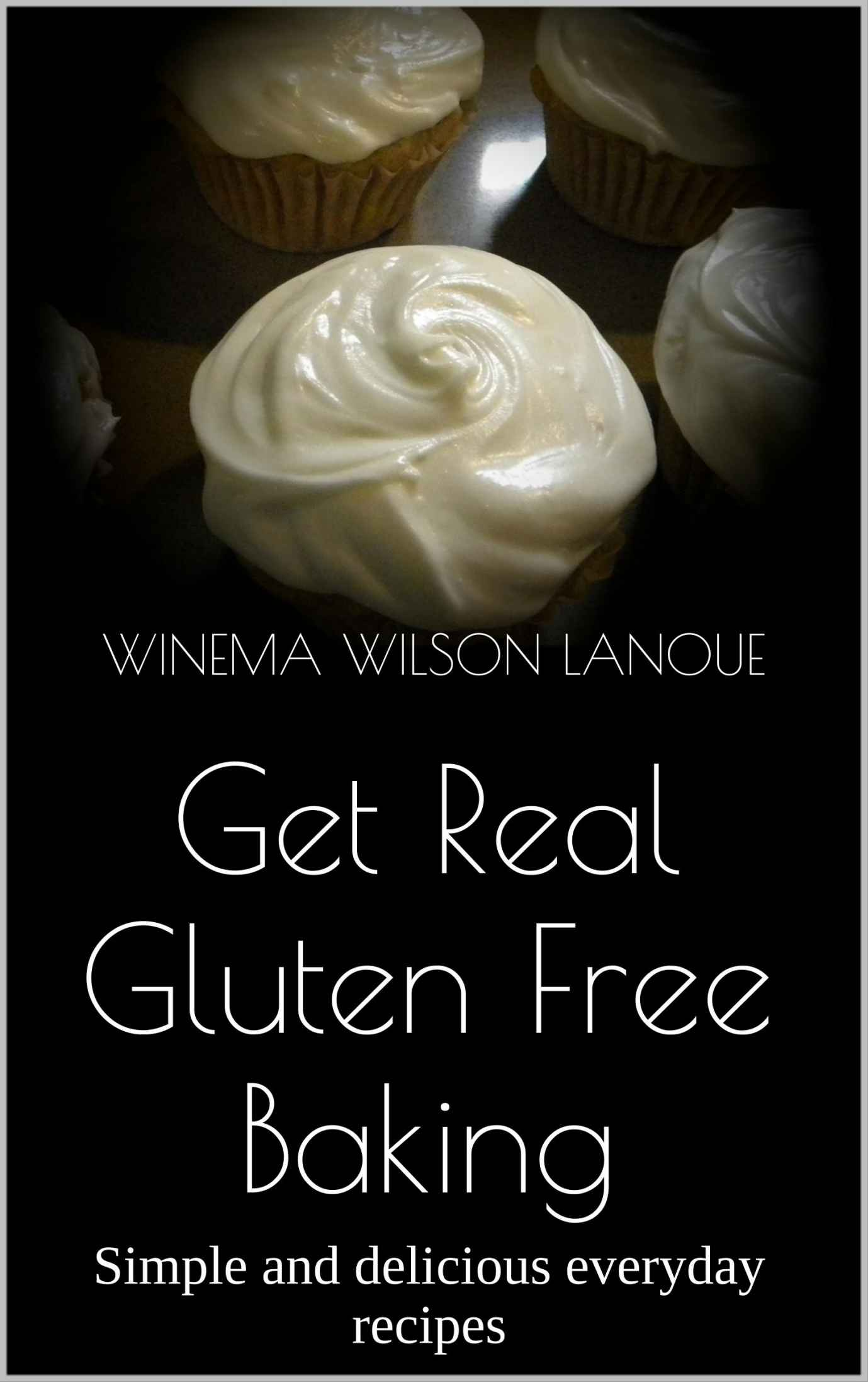 Get real gluten-free baking recipes