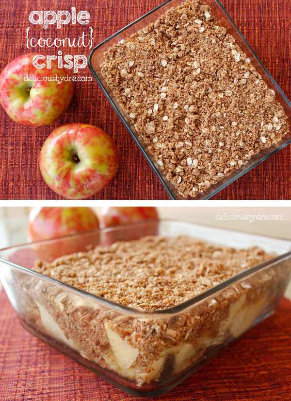 grill baked apple crisp recipe apple crisp apple crisp grilled coconut ...