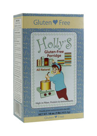 Holly's Gluten-Free Porridge