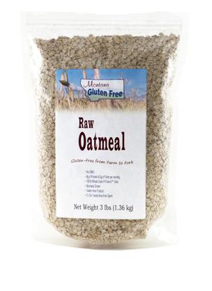 Montana Raw Gluten-free Oatmeal
